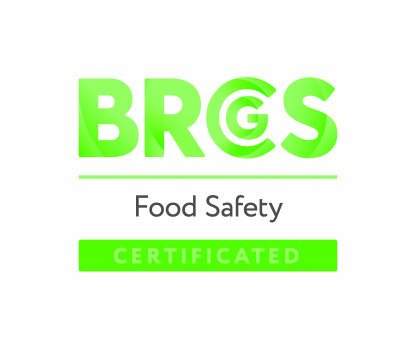 Logo BRC certificate